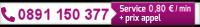 Numéro de Renseignements