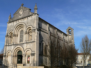 Photo de l'Église Saint-Cybard