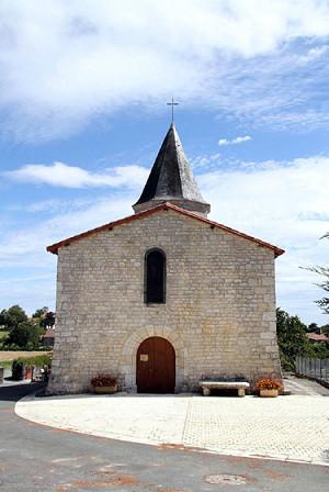 Photo de l'Église Saint-Fiacre