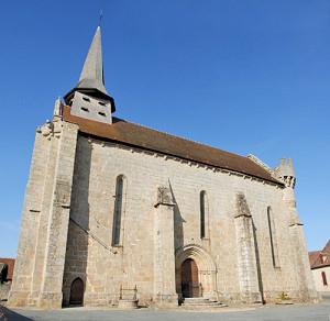Photo de l'Église Saint-Sylvain