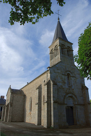Photo de l'Église Saint-Jean-Baptiste