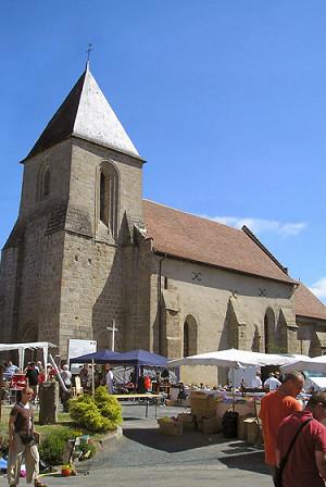Photo de l'Église Saint-Agnan