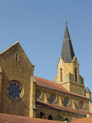 Photo de l'Église Saint Barthélémy