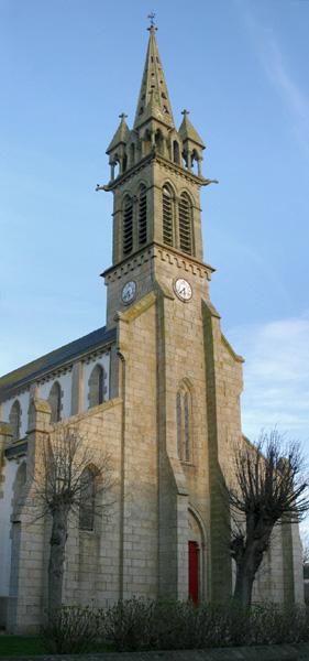 Photo de l'Église Saint-Maudez-et-Sainte-Juvette