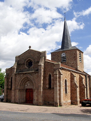 Photo de l'Église Saint Martin