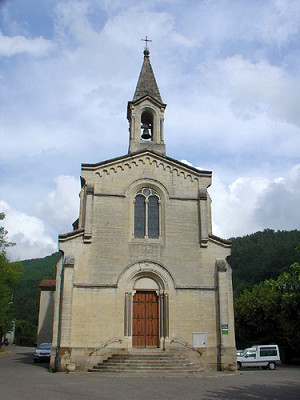 Photo de la Chapelle Sainte-Barbe
