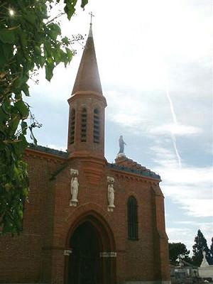 Photo de la Chapelle Notre-Dame-des-Champs