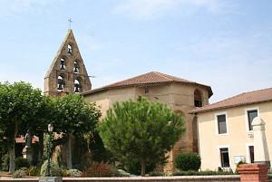 Photo de l'Église Saint-Amans