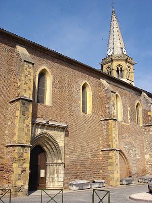 Photo de l'Église Saint-Vidian