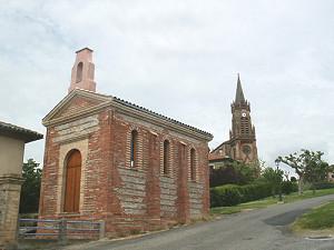 Photo de la Chapelle Saint-Sernin