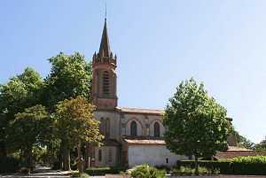 Image result for eglise rouffiac-tolosan