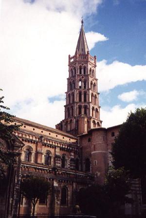 Photo de la Basilique Saint-Sernin