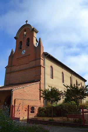 Photo de l'Église Saint-Caprais