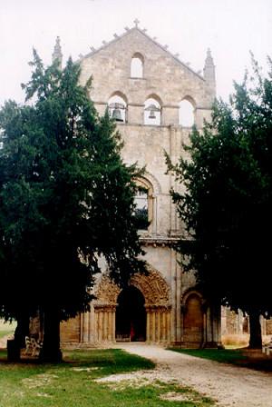 Photo de l'Église abbatiale Saint-Nicolas