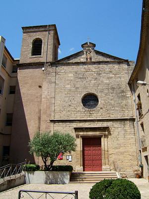 Photo de l'Église Sainte Ursule