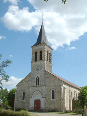 Photo de l'Église Saint-Savin