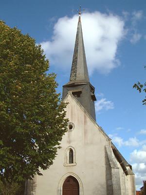 Photo de l'Église Saint Gilles