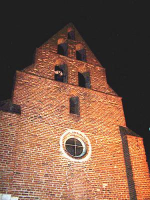 Photo de la Chapelle Notre-Dame du Bourg