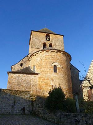 photo de CAVAGNAC (Notre Dame de l'Assomption)
