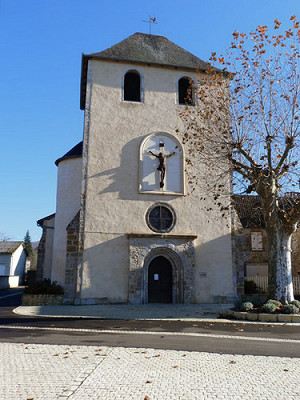 photo de Eglise de CONDAT (Saint Jean-Baptiste)