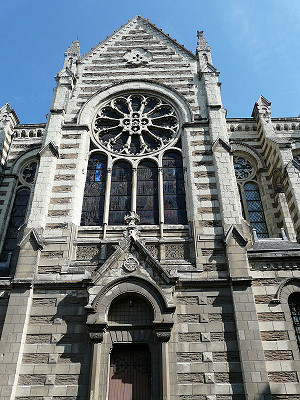Photo de l'Église Notre-Dame-des-Victoires