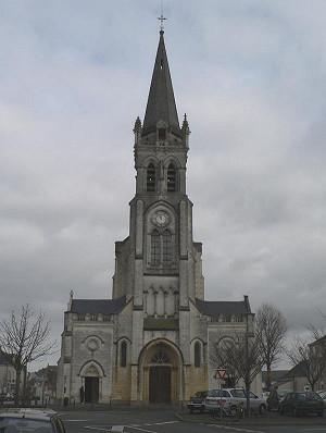 Photo de l'Église Sainte Thérèse