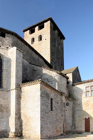 Photo de l'Église Saint-Géraud