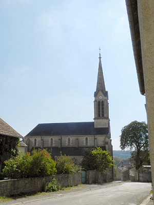Photo de l'Église Sainte-Marthe