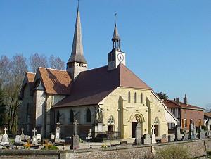 Photo de l'Église Notre-Dame-en-sa-Nativité