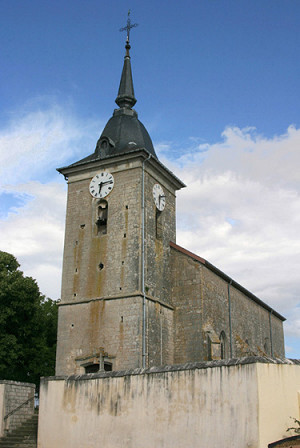 Photo de l'Église Saint-Maurice