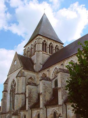 Photo de l'Église Saint-Léger et Sainte-Agnès
