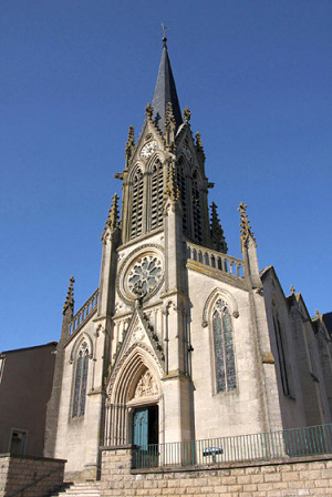 Photo de l'Église Saint-Germain-d'Auxerre