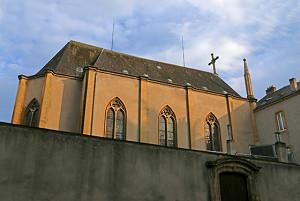 Photo de la Chapelle Sainte-Chrétienne