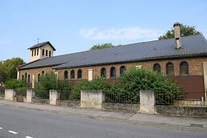 Photo de l'Église Notre-Dame-de-Lourdes