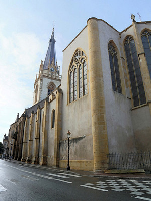 Photo de l'Église Saint-Martin