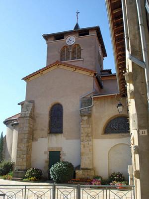 Photo de l'Église Saint-Romain