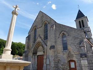 Photo de l'Église Saint Éloi