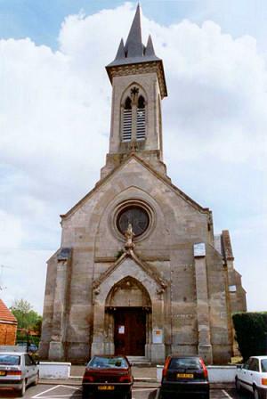 Photo de l'Église Saint-Pierre-Saint-Paul
