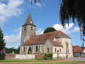 Photo de l'Église Saint-Martin