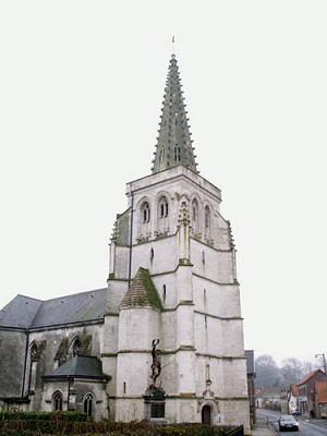 Photo de l'Église saint Vaast