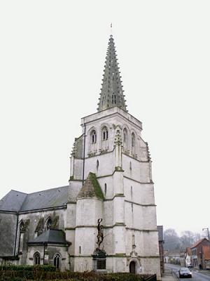 Photo de l'Église saint Vaast
