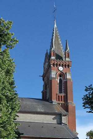 Église Saint-Martin à Vic-en-Bigorre (65500), la Mairie de Vic-en-Bigorre, sa commune et sa ville