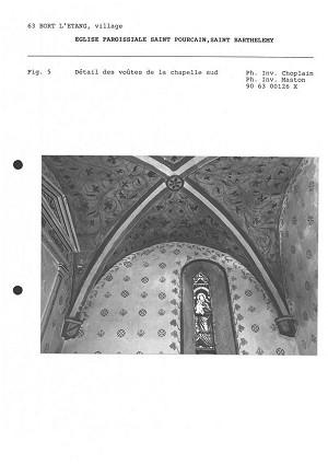Photo de l'Église Saint-Pourçain