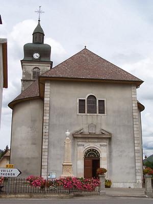 Photo de l'Église Saint Jean-Baptiste