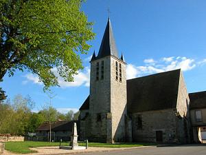 Photo de l'Église Saint-Aubin