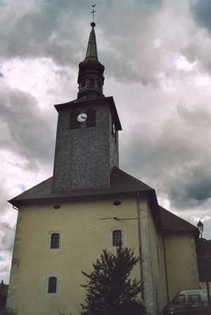 Photo de l'Église Saint Maurice