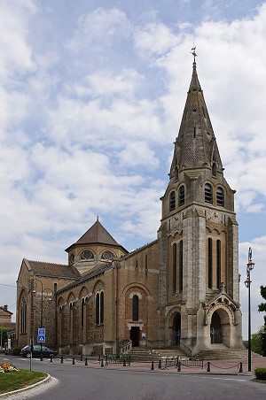 Photo de l'Église Saint-Denis-Sainte-Foy