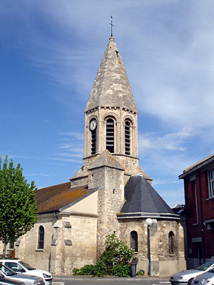 Glise saint martin ach res 78260 la mairie d 39 ach res for Garage des communes acheres