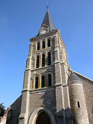 Photo de l'Église Saint-Germain-d'Auxerre