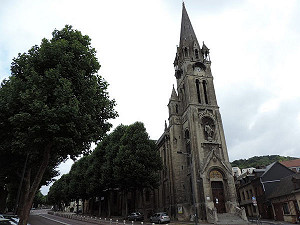 Photo de la Basilique du Sacré-Cœur